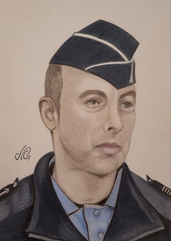 Arnaud Beltrame by Nicky08